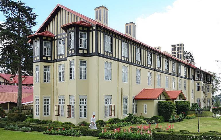 Grand Hotel Nuwaraeliya