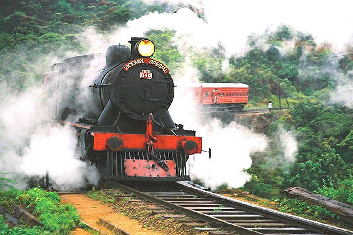 Sri Lanka by Rail - Viceroy Special