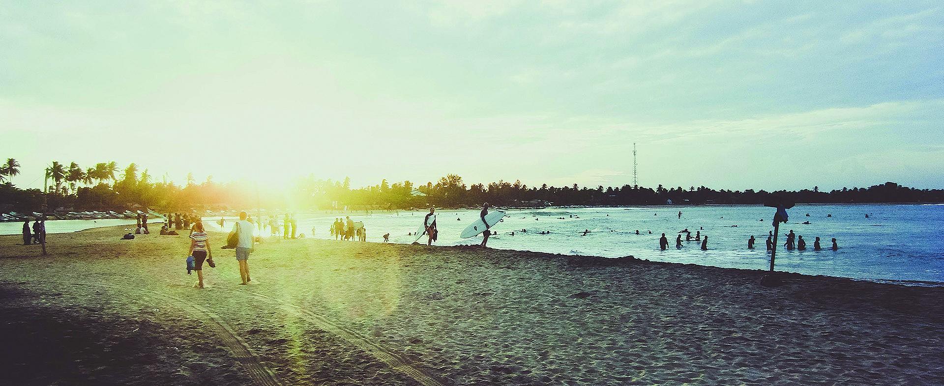 Summer In Negombo