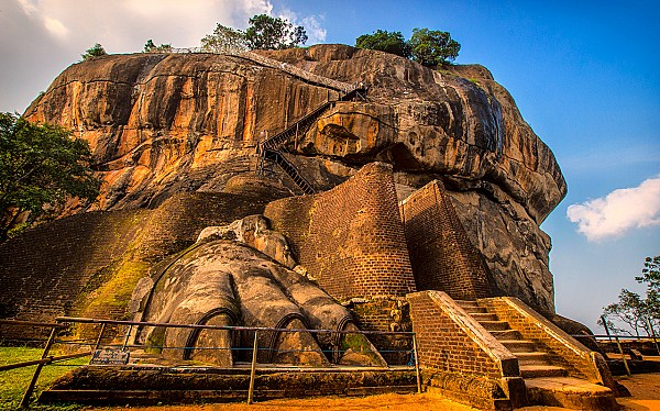 Sigiriya, the eighth wonder of the world