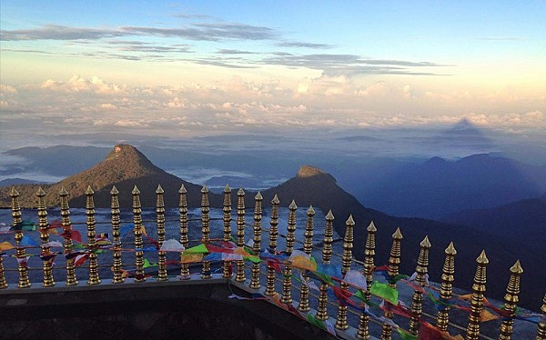 The Adam's Peak
