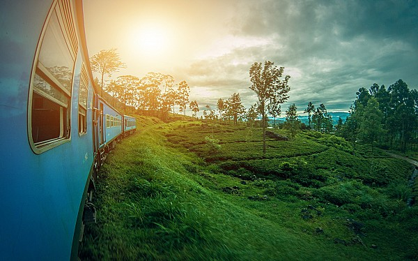 Explore Sri Lanka by Rail