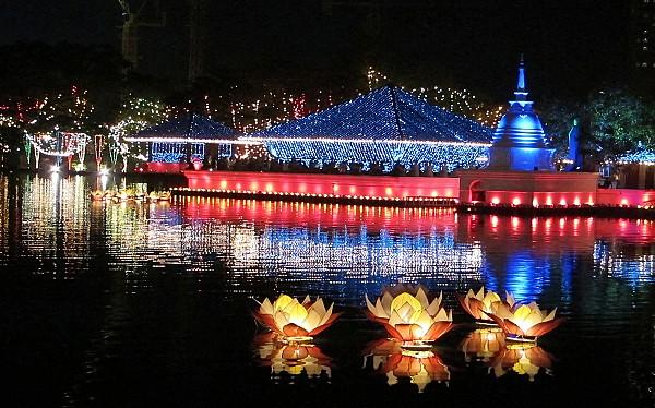 Vesak Celebrations In Sri Lanka