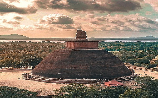 Ancient city of Anuradhapura